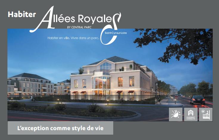 St Cyr sur Loire résidence loi pinel